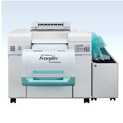 富士彩色照片喷墨打印机DL650干式冲印机