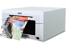 DNP DP-DS620热升华照片打印机高速证件照相片输出