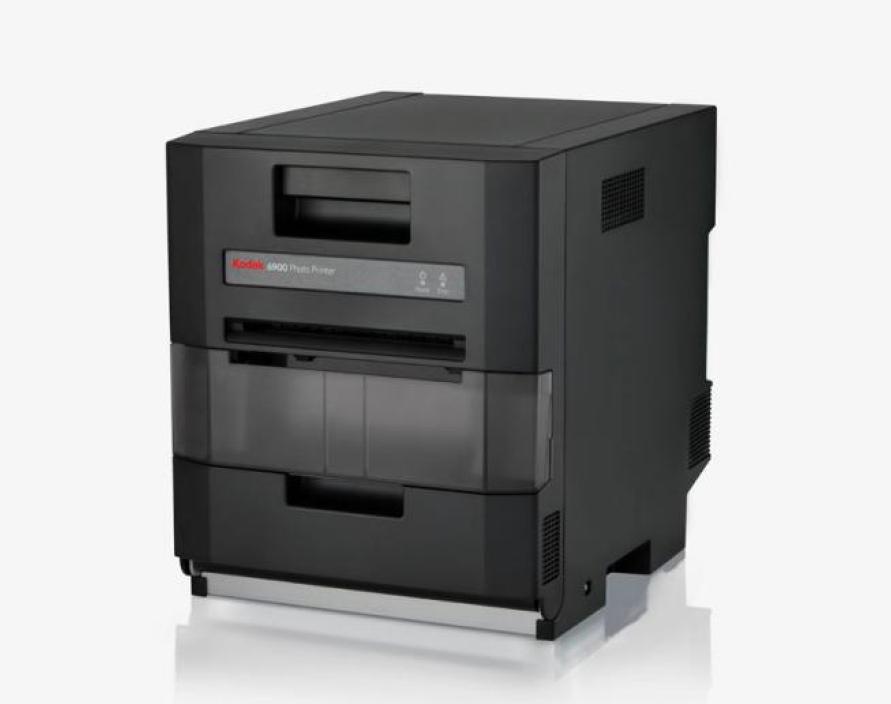 柯达6900热升华照片打印机