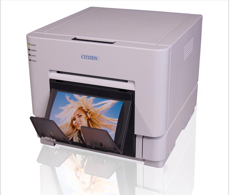 <b>西铁城CY02热升华照片打印机新款发布</b>